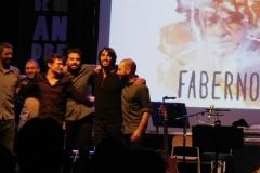 FaberNoster felicità ed inchino concerto Modena De André 2019