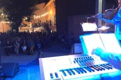 Viola e piano live concert