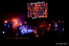 fabernoster live palco 2018 vicenza con adesivo